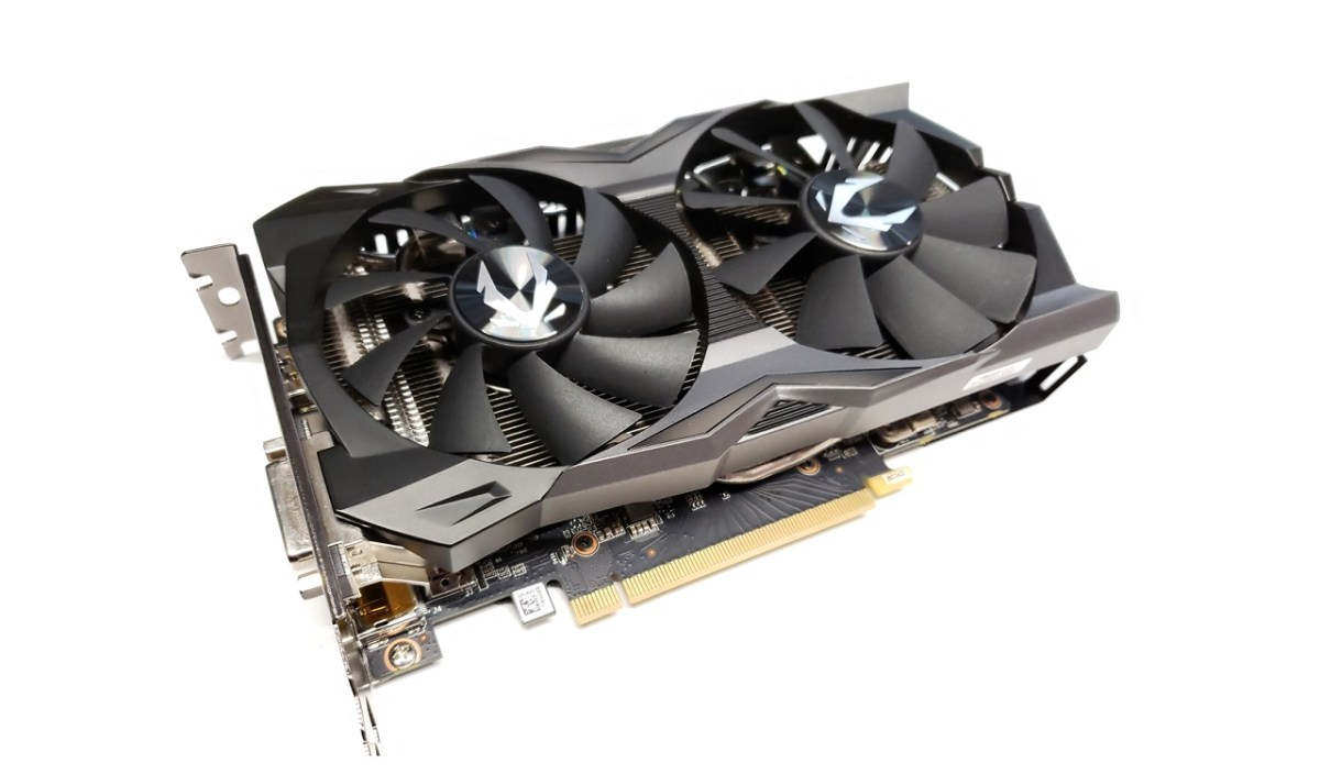 ZOTAC GAMING GeForce RTX 2070 OC MINI (8GB GDDR6) Review