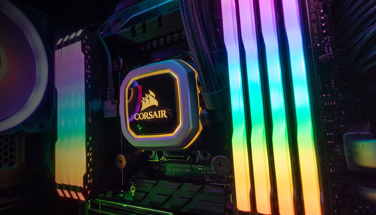 Corsair Vengeance Rgb Pro Light Enhancement Kit Are Dummy