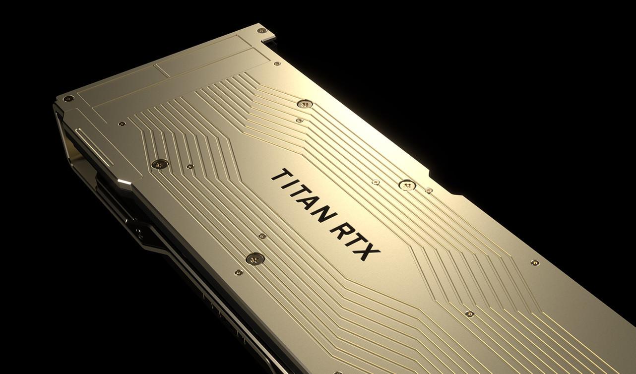 NVIDIA TITAN RTX 7
