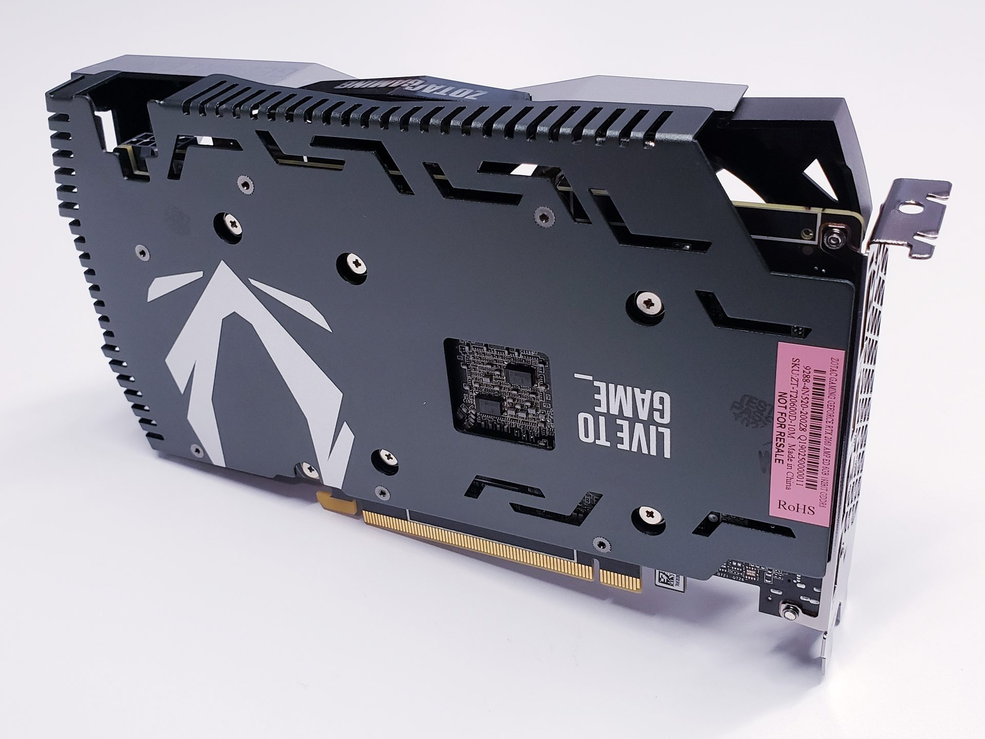 ZOTAC GAMING GeForce RTX 2060 AMP (6GB GDDR6) Review - FunkyKit