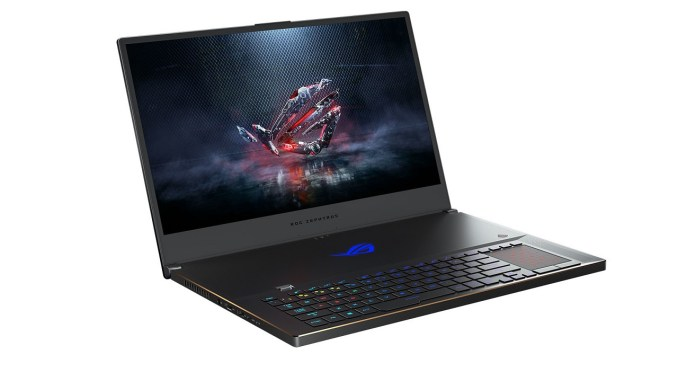 ASUS Launches the ROG Zephyrus S GX701 with GeForce RTX and