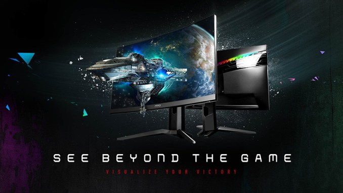 MSI Monitors are Now G-Sync Compatible - FunkyKit