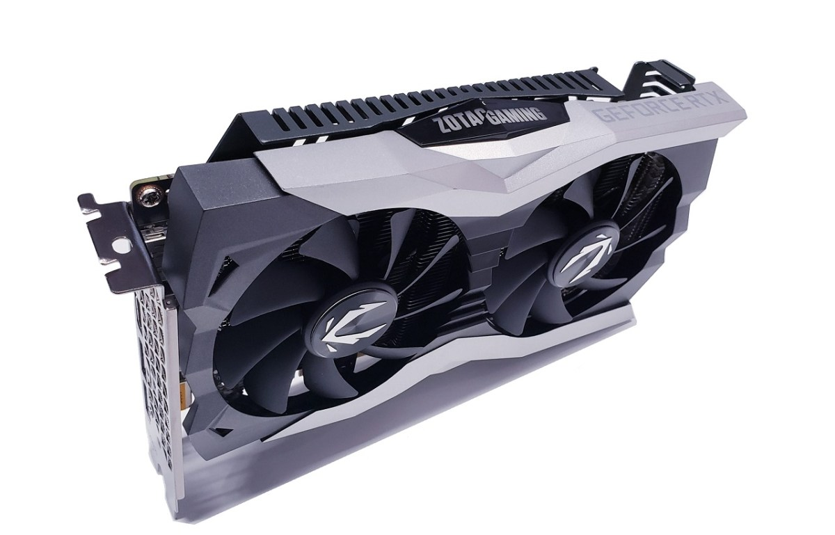 ZOTAC GAMING GeForce RTX 2060 AMP (6GB GDDR6) Review