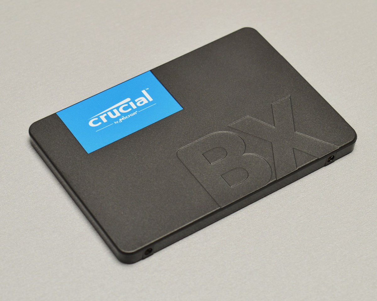 Crucial BX500 960GB SATA SSD Review