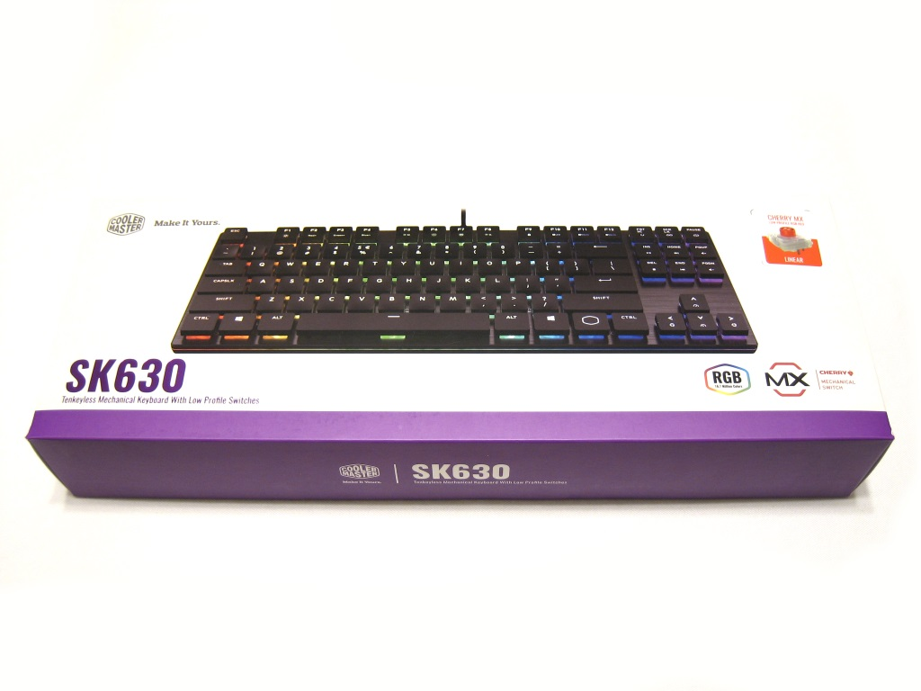 Cooler Master Sk630 Tkl Mechanical Keyboard Review Page 3 Of 6 Funkykit