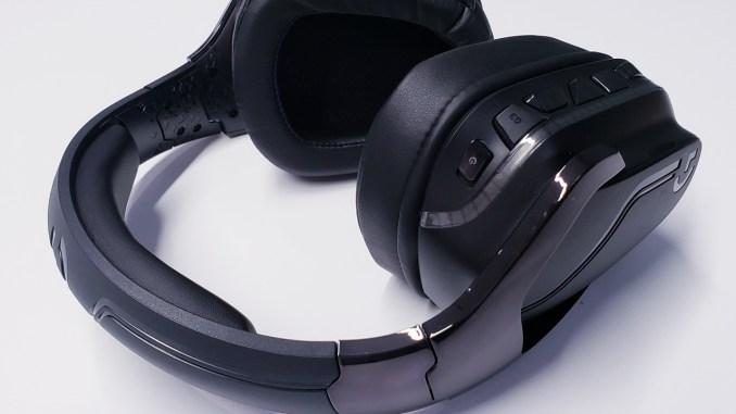 Logitech G - G933s Wireless 7 1 Surround LightSync Gaming Headset