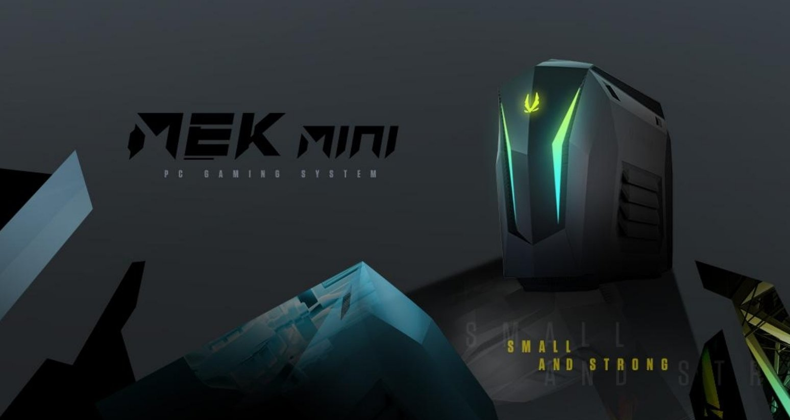 ZOTAC Introduces The Size Breaking, Small And Strong MEK