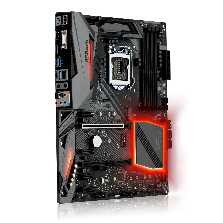 asrock b360 gaming k4 3