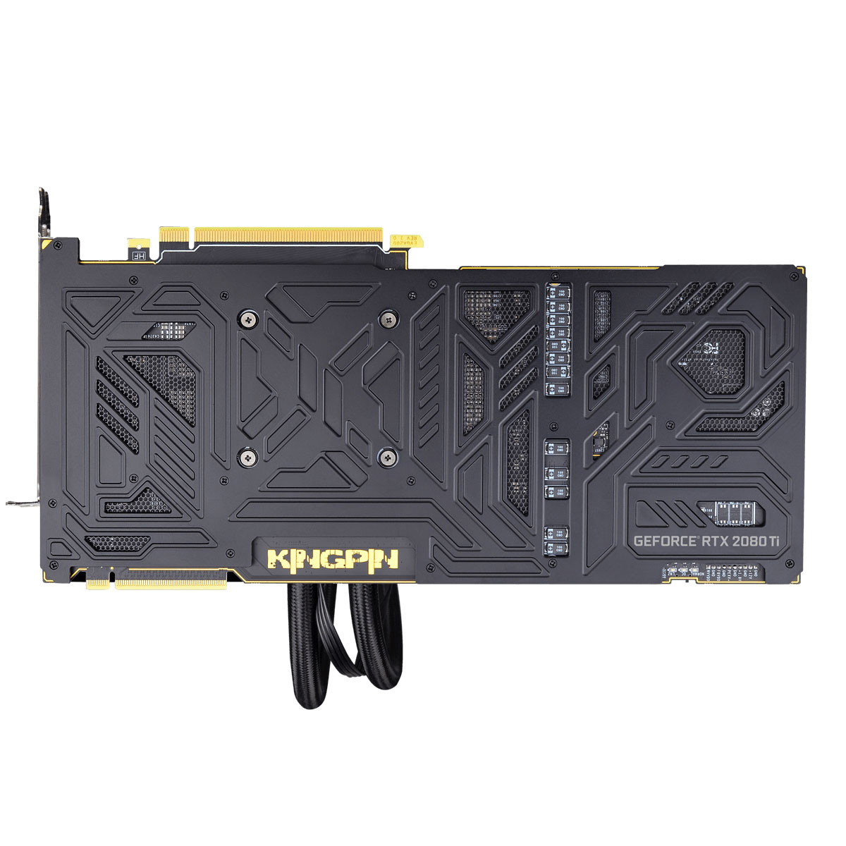 EVGA GeForce RTX 2080 Ti KINGPIN Available Now for USD $1,900 - FunkyKit