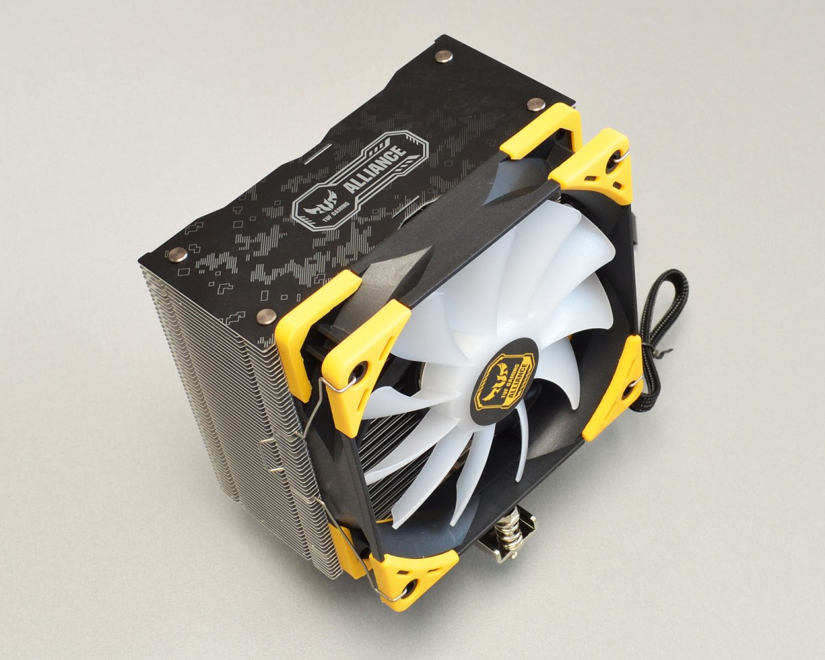 Scythe Kotetsu Mark II TUF Gaming Alliance CPU Cooler Review