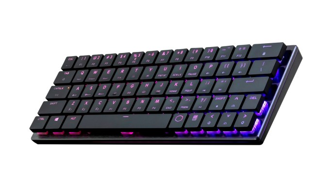 Cooler Master Releases its First Bluetooth Wireless 60
