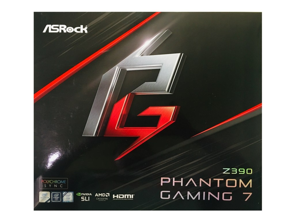 ASRock Z390 Phantom Gaming 7 Motherboard Review - FunkyKit