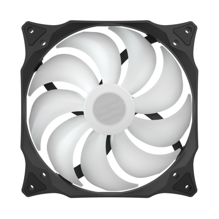 SilentiumPC Presents New 120 and 140 mm Case Fans With RGB