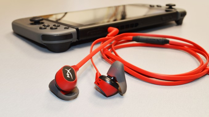 HyperX Cloud Gaming Earbuds with Mic Review