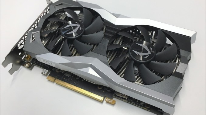 ZOTAC Gaming GeForce RTX 2060 SUPER MINI Graphics Card Review