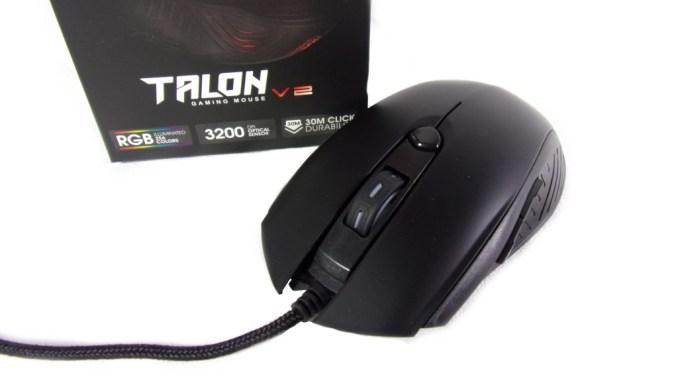 Thermaltake Tt eSPORTS Talon V2 Gaming Mouse Review