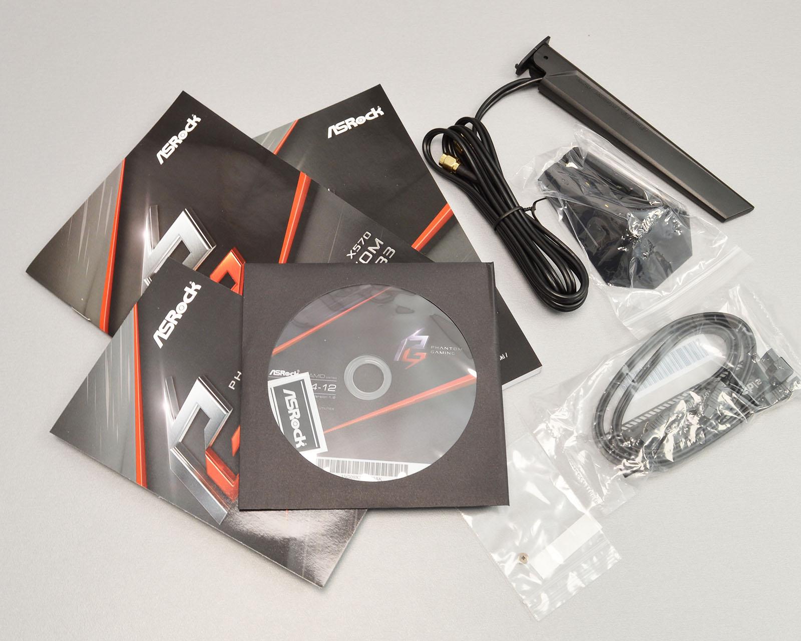 ASRock X570 Phantom Gaming ITX/TB3 Motherboard Review - Page
