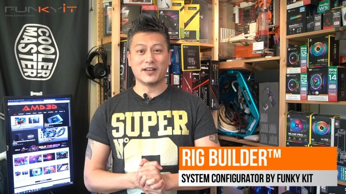 Funky Kit Launches Rig Builder™ Beta