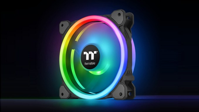 Thermaltake Riing Trio 12 RGB Fans (3 Pack - White) Review