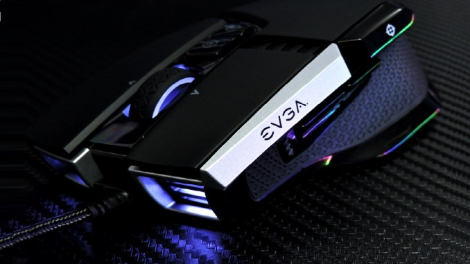 EVGA X20 Gaming Mouse Review
