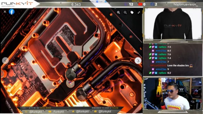 The Funky Kit Show LIVE – ASRock X570S PG Riptide, Shiftcam Pro Smartphone Grip – Ep.176