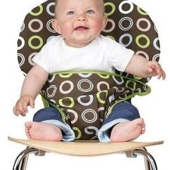 Cloth Portable High Chair Beach Backpack Cooler Totseat Highchair Fabric For Baby And