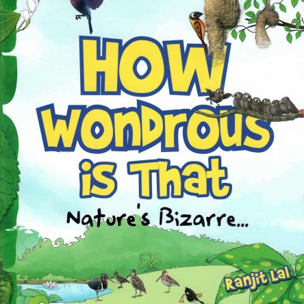 BIRTHDAY BARGAINS: NATURE'S BIZARRE SERIES