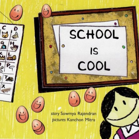 PICTURE BOOK PAIRS: SCHOOL IS COOL / ONLY FOOLS GO TO SCHOOL