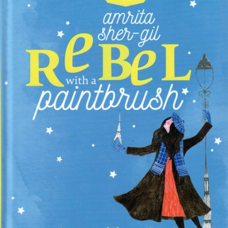 REBEL WITH A PAINTBRUSH