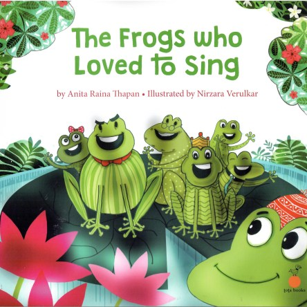 THE FROGS WHO LOVED TO SING