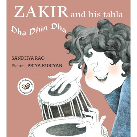 ZAKIR AND HIS TABLA – DHA DHIN NA
