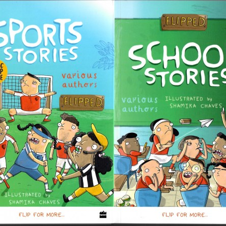 FLIPPED – SPORTS STORIES / SCHOOL STORIES