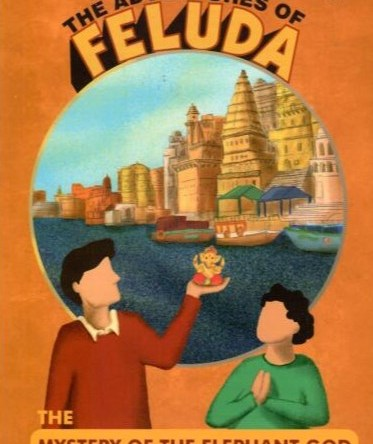 THE ADVENTURES OF FELUDA – THE MYSTERY OF THE ELEPHANT GOD