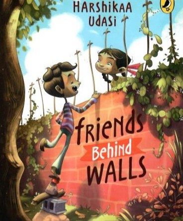 NEW ARRIVAL: FRIENDS BEHIND WALLS