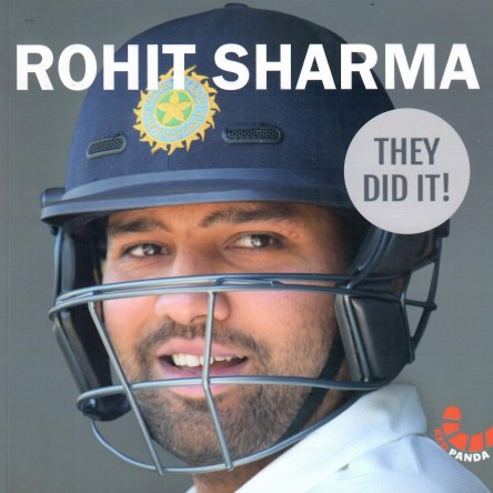 THEY DID IT: ROHIT SHARMA