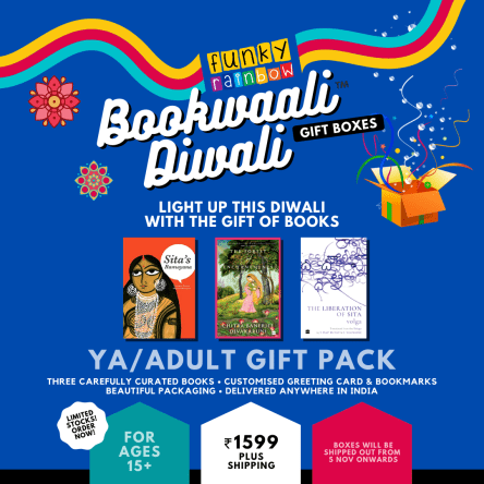 BOOKWAALI DIWALI: YA/ADULT PACK