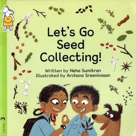 LET'S GO SEED COLLECTING