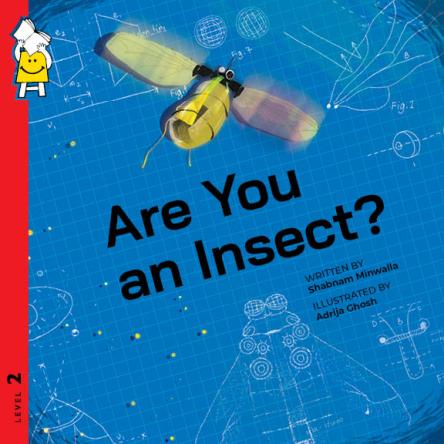 ARE YOU AN INSECT?