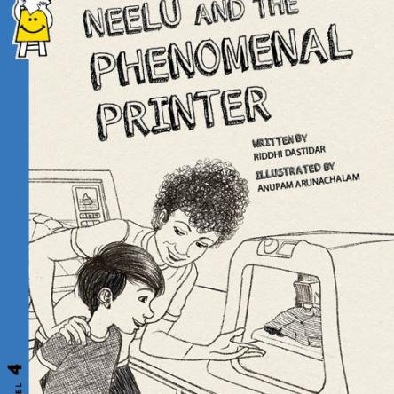 NEELU AND THE PHENOMENAL PRINTER