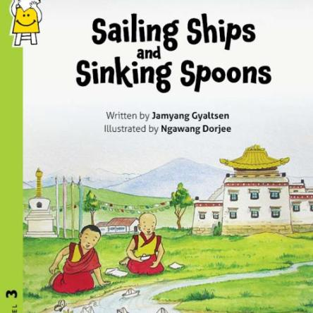 SAILING SHIPS AND SINKING SPOONS