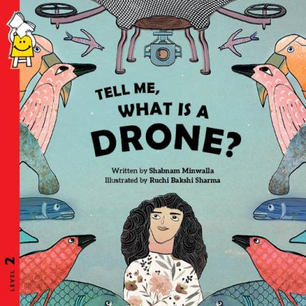 TELL ME, WHAT IS A DRONE?