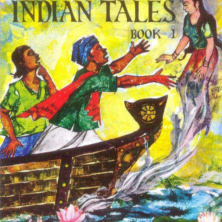 TREASURY OF INDIAN TALES BOOK 1