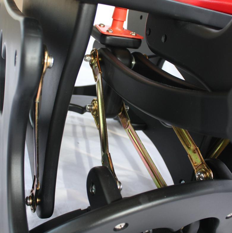 rocking chair fuck machine swivel wayfair homemade fucking gallery let s brag a bit here funky rocker mechanism is just plain cool while
