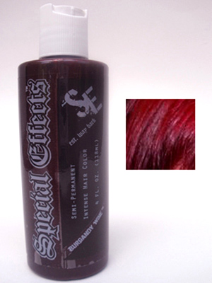 Special Effects Hair Color SFX Hair Dye