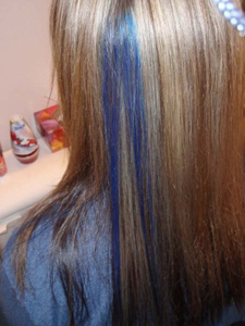Special Effects Hair Dye Electric Blue Pictures And Reviews