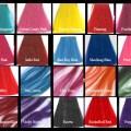 Manic panic hair dye classic colors semi permanent color vegan free