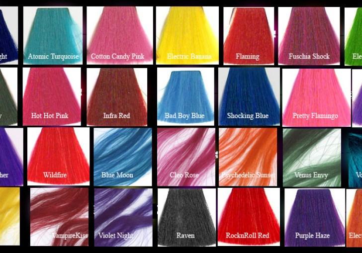 Best Purple Hair Dye Australia