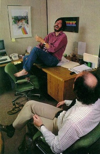 Remembering Steve Jobs Photo Gallery Throughout The Years