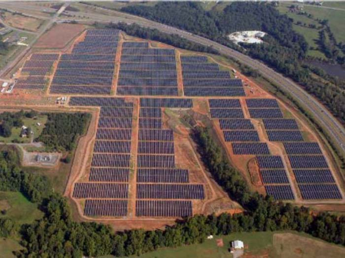 Check Out Apple S Solar Array World S Largest Private