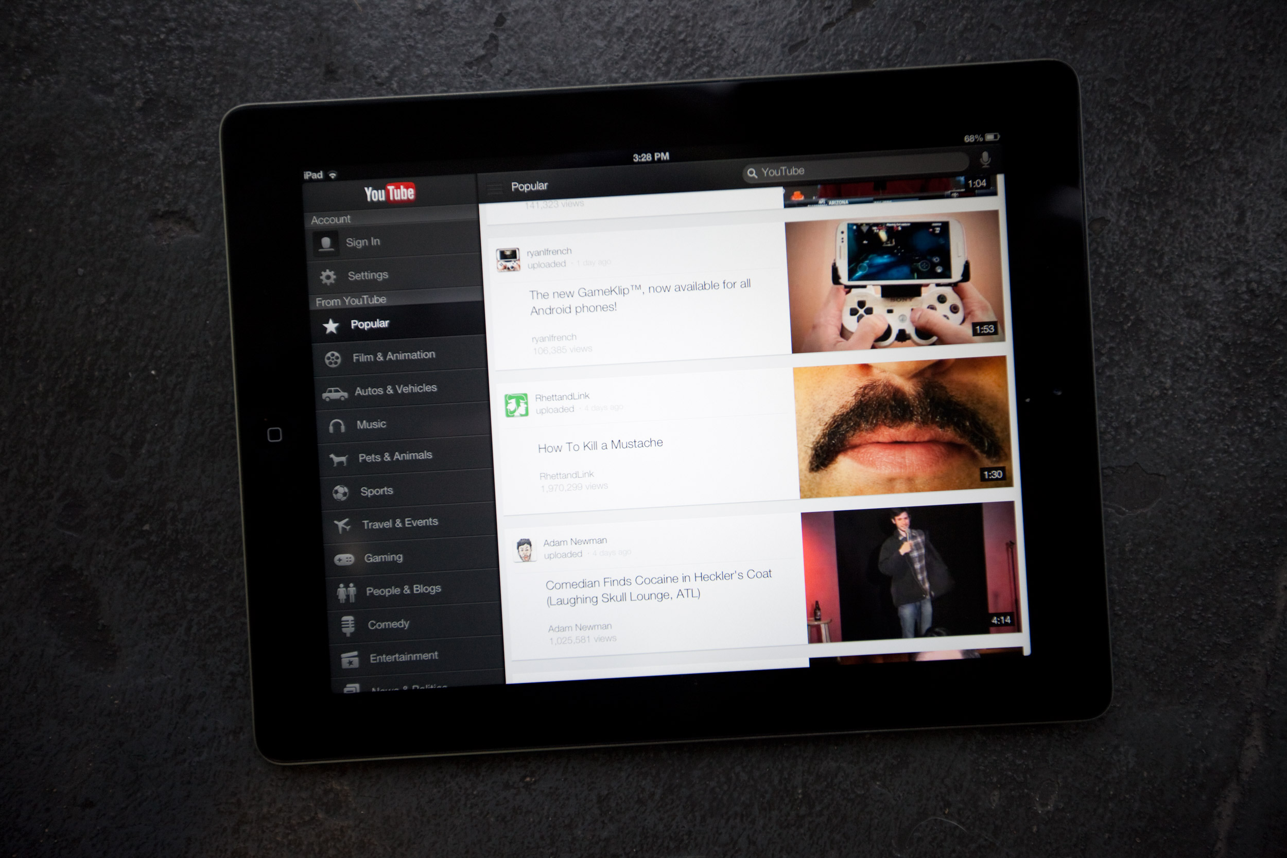 YouTube To Get Offline Viewing On iOS and Android